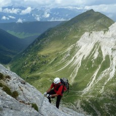 Via ferrata Kinigat